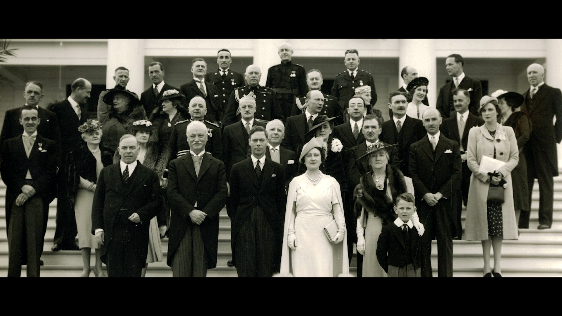 La visite royale de 1939 | revue Cap-Aux-Diamants