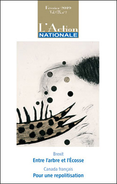 L'Action nationale